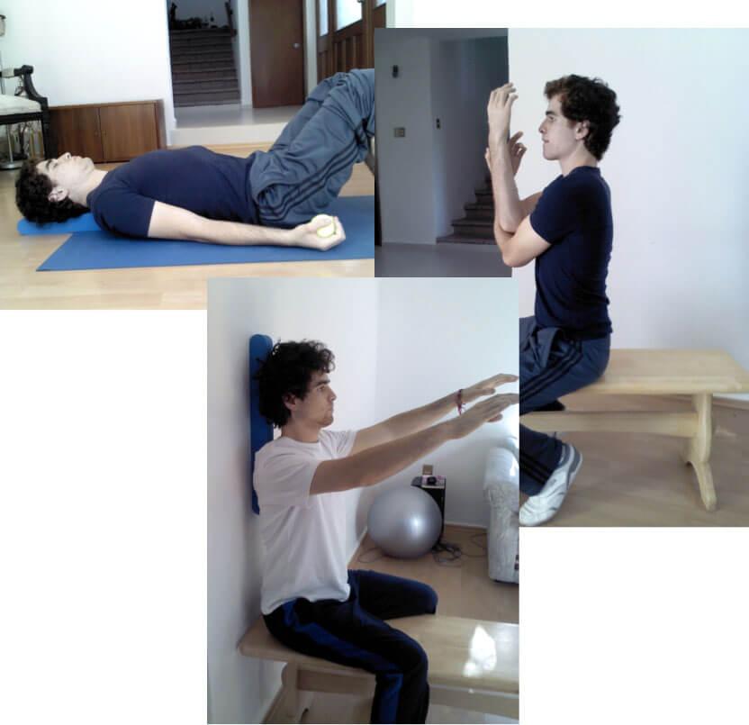 curando lesiones graves con la BackMitra