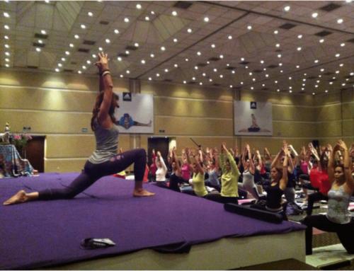 9º Encuentro Nacional de Yoga 2012