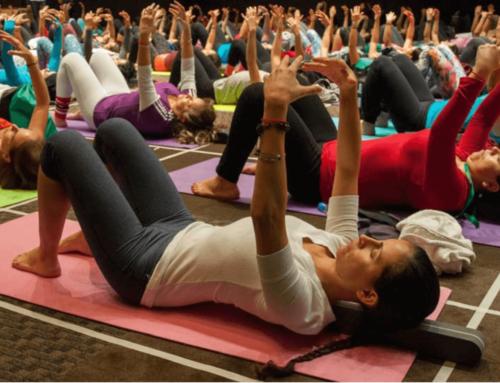 10º Encuentro Nacional de Yoga 2013
