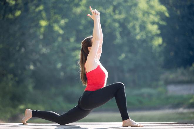 mejor pose de yoga para corredores