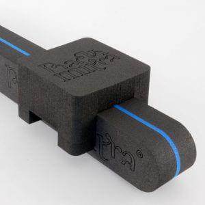 BackMitra Negro-Azul + Almohada