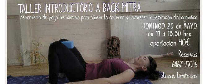 Taller Introductivo con la BackMitra