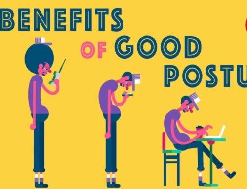 Beneficios de una buena postura