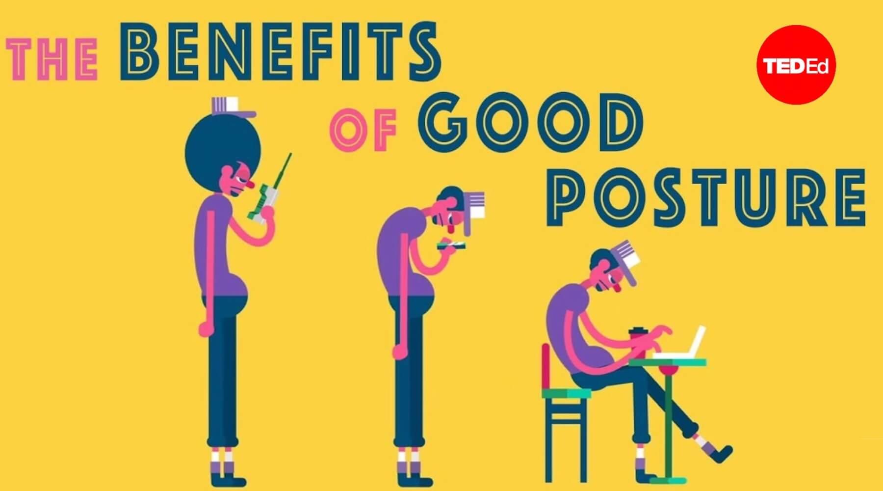 benefits of good posture
