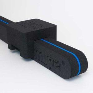 BackMitra Negro-Azul + Almohada Negro