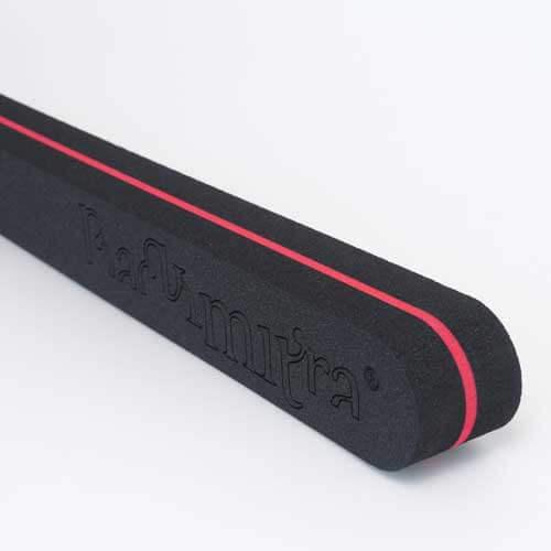 BackMitra Negro-Rojo